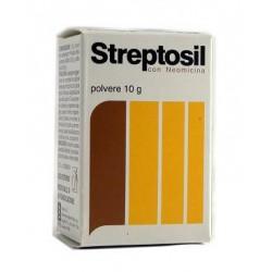Streptosil neomicina polv 10 g