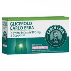 Glicerolo prima inf 12 supp 900