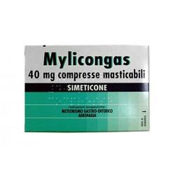 Mylicongas 50 Compresse mast 40 mg