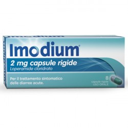 Imodium 8 cps 2 mg