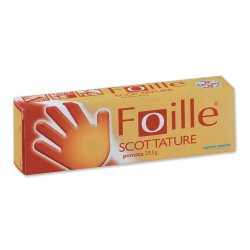 Foille scottature crema 29 ,5 g