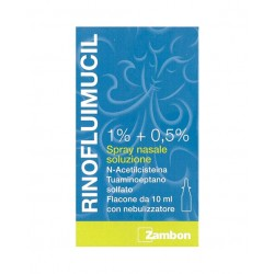 Rinofluimucil spray nas 10 ml