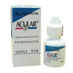 Acular coll fl 5  ml 0 ,5  %