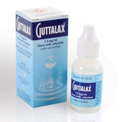 Guttalax os gtt 15  ml 7 ,5 mg/ml