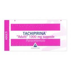 Tachipirina ad 10 supp 10 00mg