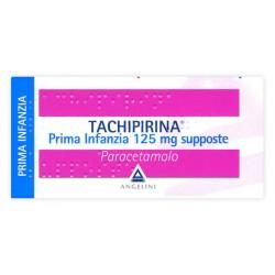 Tachipirina pr inf 10 sup 125 mg