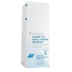 Lamisil spray cut fl 30 ml 1 %