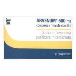 Arvenum 500 30 Compresse riv 500 mg