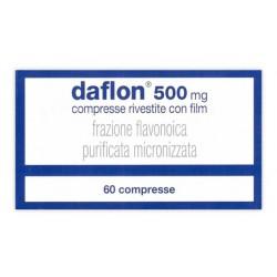 Daflon 60 Compresse riv 500 mg