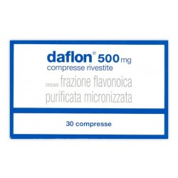 Daflon 30 Compresse riv 500 mg