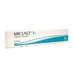 Miclast crema 30 g 1 %
