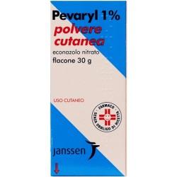 Pevaryl polv cut 30 g 1 %