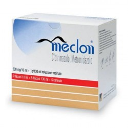 Meclon sol vag 5 fl