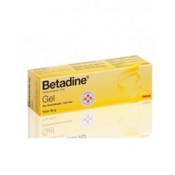 Betadine gel 30 g 10 %