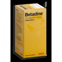 Betadine soluz cut fl 50 ml 10 %