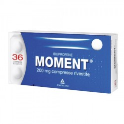 Moment 36 Compresse riv 200 mg