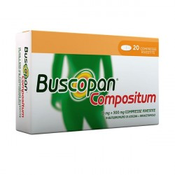Buscopan compositum 20 Compresse riv