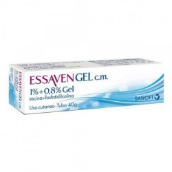 Essaven gel 8 0 g 10 mg/g+8 mg/g