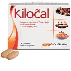 Kilocal 20 cpr integratore + 10cpr in OMAGGIO