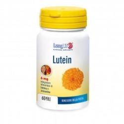Longlife Lutein 6mg Integratore di luteina e zeaxantina