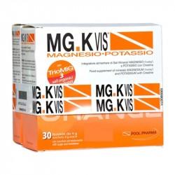 Pool Pharma Mgk Vis Orange Zero Zuccheri 30 Bustine + 15 Bustine OFFERTA