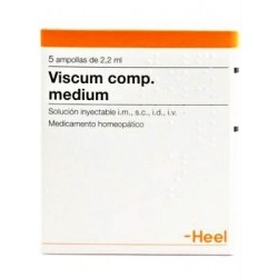 Viscum Compositum Medium Heel 10 fiale 2.2ml