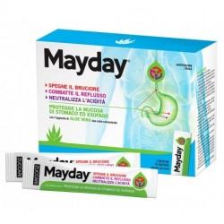 Mayday Sospensione Per Uso Orale Alla Menta 24 Bustine 10 Ml